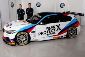 BMW returns to BTCC with factory WSR collaboration