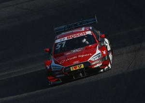 New Audi RS 5 DTM challenger makes track debut