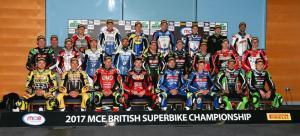 2017 BSB Rider line-up