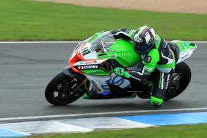 Haslam aims 'to upset a few factory boys' at Donington Park