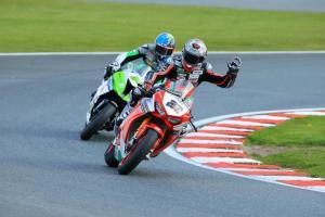 Jason O'Halloran, Honda Racing [Credit: Ian Hopgood]