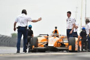 Indy 500 - Free practice results (4)