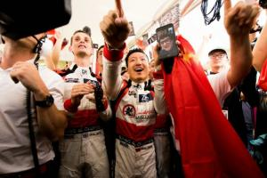 Jackie Chan cheered us on to a historic Le Mans result - Cheng