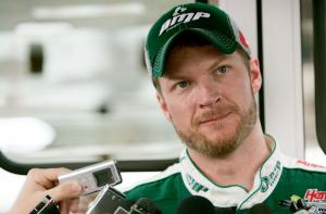 Earnhardt: 'I'm about to the end of my rope'