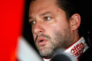 NWS: Stewart excited to drive for Dale Jr.