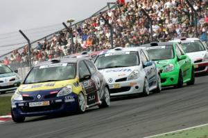 Hamilton Jr enters Clio Cup UK