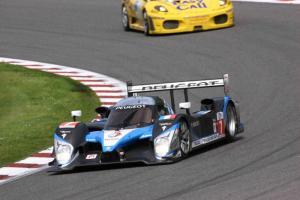 Peugeot wins on LMS return