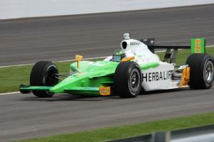Herbalife to back Bell's Indy 500 effort
