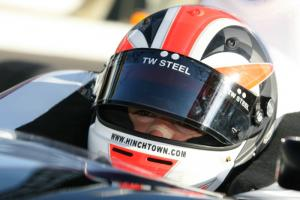 IL: Hinchcliffe paces Barber Lights test