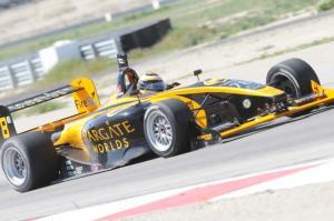 FA: Mazda Formula X - Qualifying times (2).