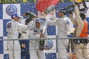 Third time lucky as Peugeot ends Audi run