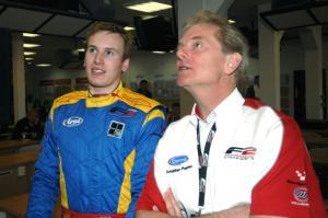 Palmer: My saddest time in motor racing
