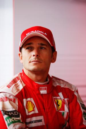 Fisichella regrets not having been able to 'show his worth'