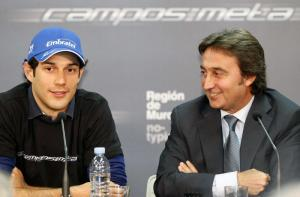 Bruno Senna discusses potential team-mates
