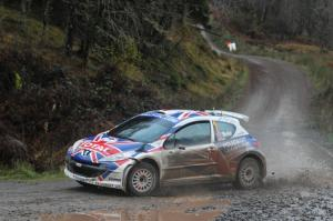 IRC: Meeke excluded from Rally Scotland