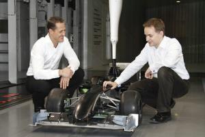 Schumacher: Break from F1 has made me stronger