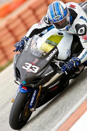 Hill eager to emulate Suzuki WSBK success