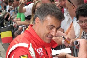 Birthday boy Alesi laps up Le Mans adulation