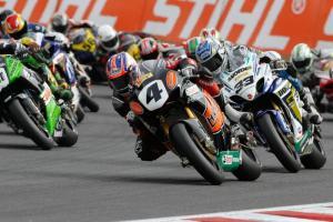 Kneen steps up to BSB Evo with Kawasaki