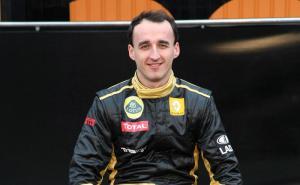 Kubica discharged
