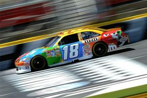 Busch dumped by sponsors for last races of 2011