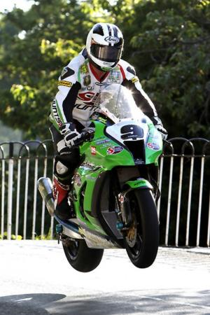 NW200: Michael Dunlop 'not worrying about anyone'