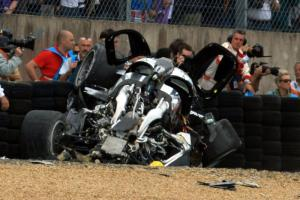 Top 5 crash videos of 2011: Cars
