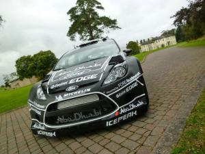 Ford paints it black with 'sexy, mean, moody' Fiesta