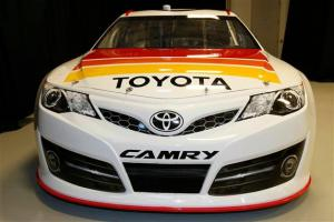 Toyota shows off 2013 Sprint Cup Camry
