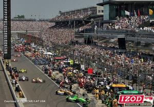 2013 Indy 500: Official entry list