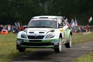 IRC: Hanninen leads on Barum Czech Rally Zlin