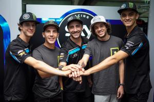 VR46 signs Bezzecchi, Migno for 2020