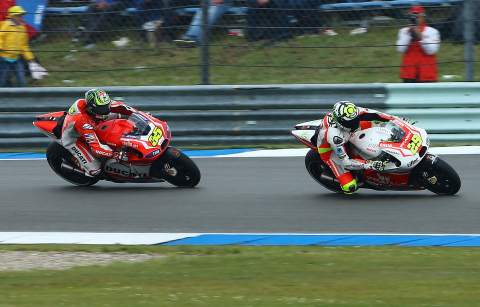 Iannone: 'Incredible riding style, one of the biggest talents'