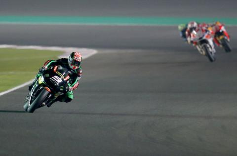 'Wow! Who is this guy?' - Tech3 proud of Zarco years