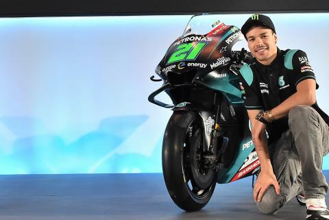 EXCLUSIVE: Franco Morbidelli - Interview