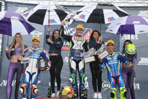 MotoAmerica reaches out to Europe with YouTube livestream