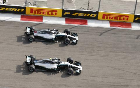 Is outrage over Mercedes' team orders misplaced?