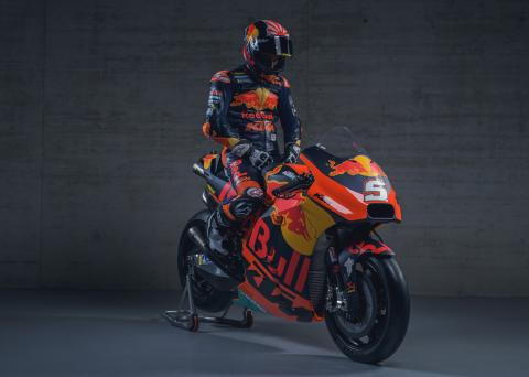 'All in' - KTM, Red Bull launch 2019 MotoGP campaign