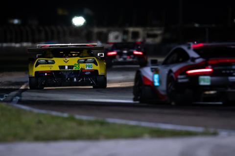 WEC 1,000 Miles of Sebring - Qualifying Results