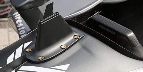 IndyCar to introduce Advanced Frontal Protection at IndyCar GP