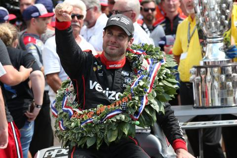 Power grabs maiden Indy 500 victory for Penske