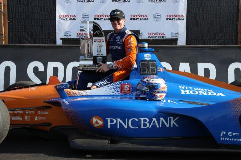 Honda 200 at the Mid-Ohio Sports Car Course - Race Results