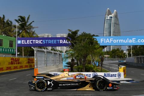 Vergne scores home FE win for Techeetah in Sanya