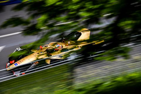 Vergne takes first pole of 2018-19 for FE's Swiss E-Prix