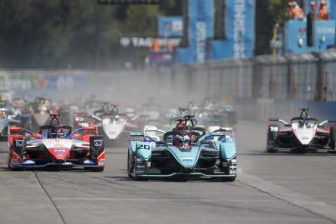 Santiago becomes double-header amid Formula E calendar changes
