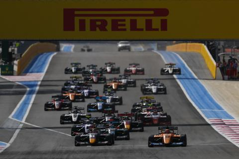 F3 France - Race 2 Results