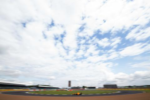 F2 Great Britain - Qualifying Results