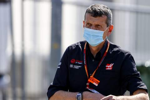 'Anything possible' with Haas' 2021 F1 driver line-up - Steiner