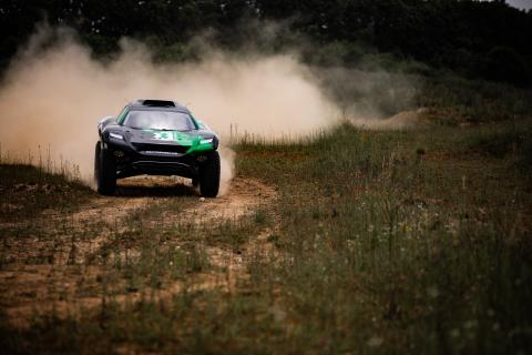 Ogier, Lotterer among first intake of Extreme E drivers