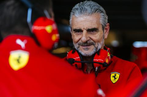 Ferrari victory showed great courage in tricky time – Arrivabene